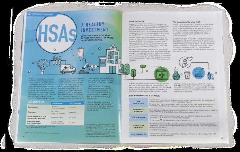 Magazine HSA