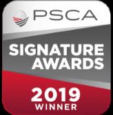 PSCA Award logo