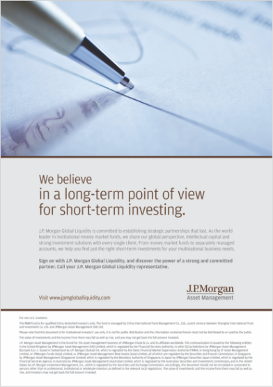 JPM Investing ad