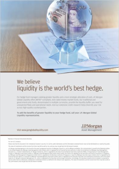 JPM Hedgefund ad