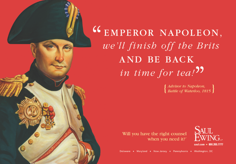 Historic Blunders - Napoleon