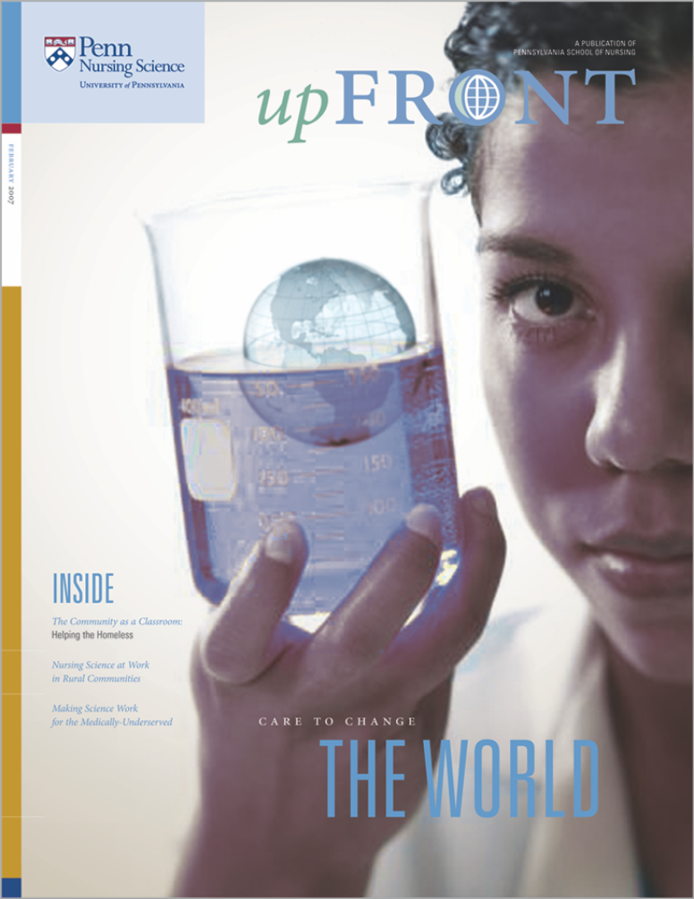 Penn Nursing Front Cover