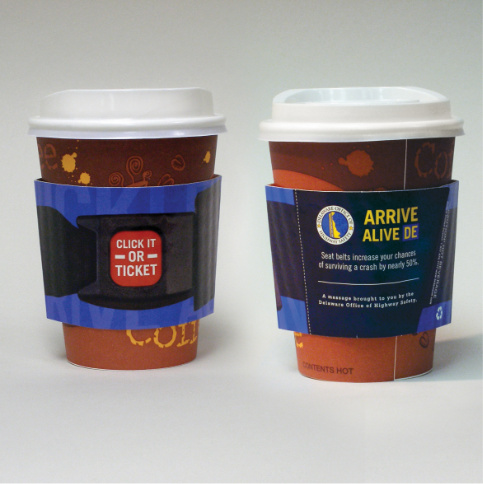 DUI Coffee Sleeve