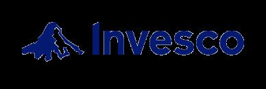Invesco brand logo