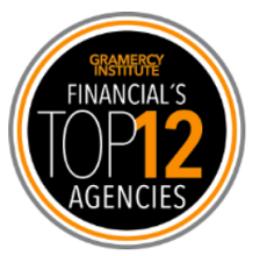 Gramercy Financial Top 12 Agencies award